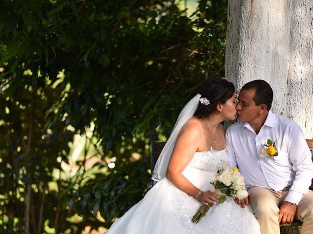 El matrimonio de Olimpo y Rosa en Nocaima, Cundinamarca 11
