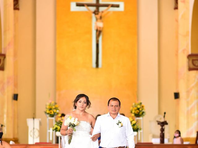 El matrimonio de Olimpo y Rosa en Nocaima, Cundinamarca 2