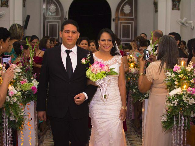El matrimonio de Carlos y Eliana en San Juan del Cesar, La Guajira 4