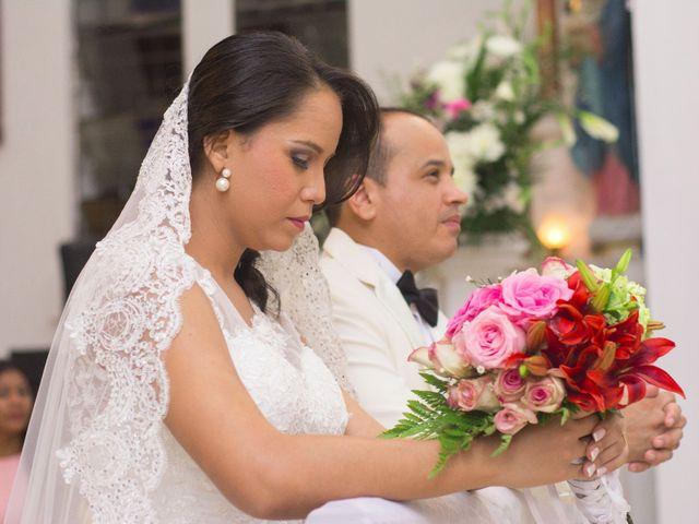 El matrimonio de Carlos y Eliana en San Juan del Cesar, La Guajira 8