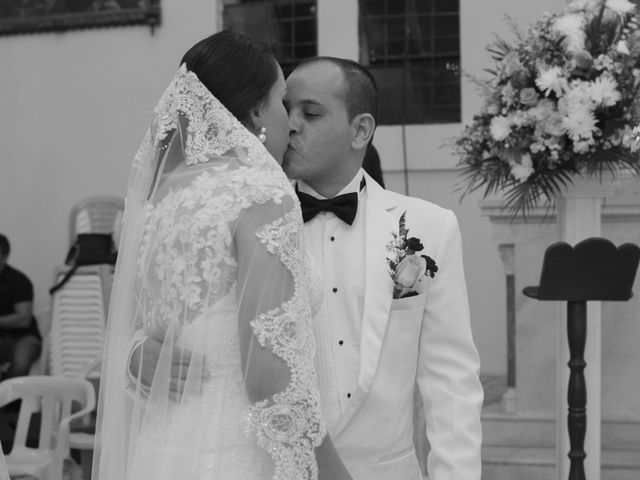El matrimonio de Carlos y Eliana en San Juan del Cesar, La Guajira 9