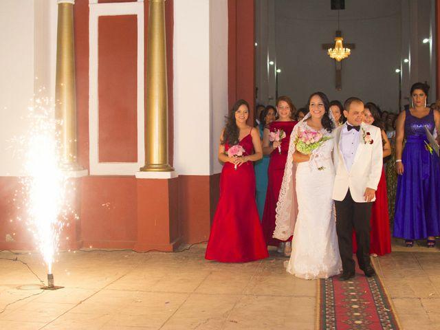 El matrimonio de Carlos y Eliana en San Juan del Cesar, La Guajira 10