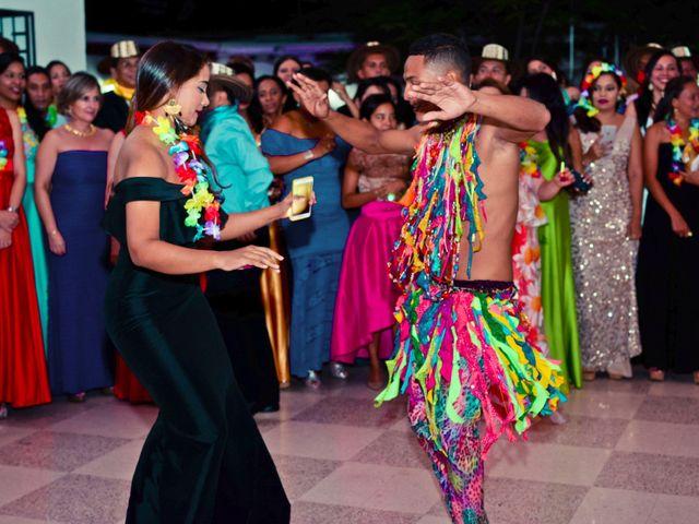 El matrimonio de Carlos y Eliana en San Juan del Cesar, La Guajira 12