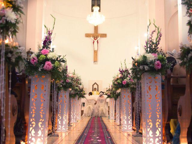 El matrimonio de Carlos y Eliana en San Juan del Cesar, La Guajira 2