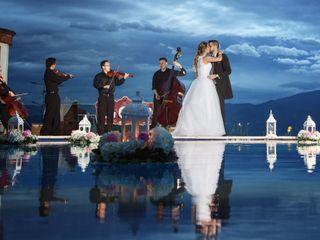 El matrimonio de Liceth y Alvaro