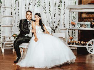 El matrimonio de Mónica y Miguel 2