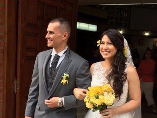 El matrimonio de Sandra y Edgar 2