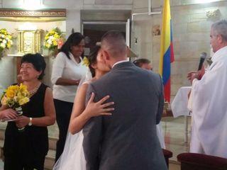 El matrimonio de Sandra y Edgar 3