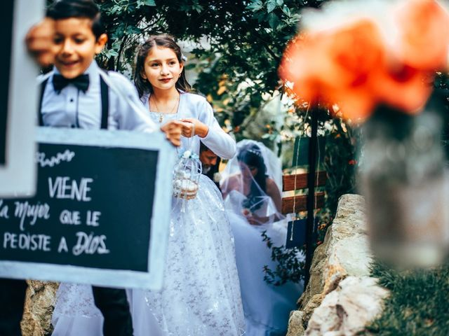 El matrimonio de Miguel y Mónica en Cota, Cundinamarca 18