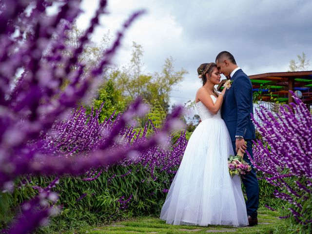 El matrimonio de Leidy y Hosman en Subachoque, Cundinamarca 1