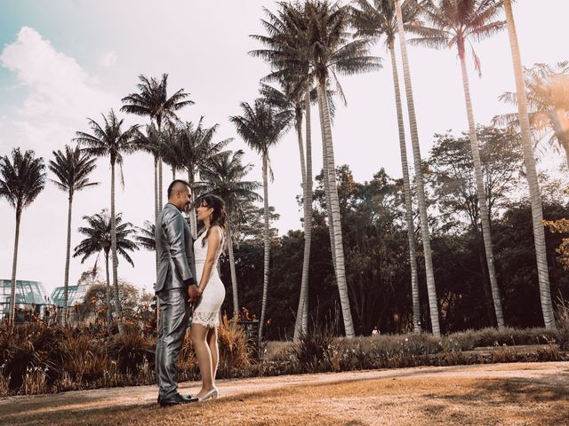 El matrimonio de Leidy y Hosman en Subachoque, Cundinamarca 4