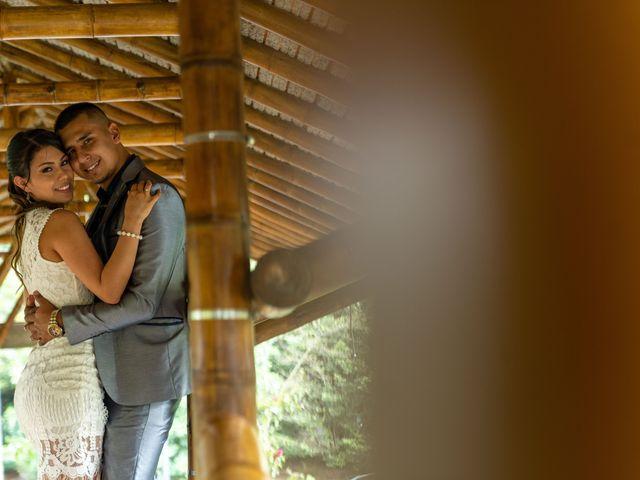 El matrimonio de Leidy y Hosman en Subachoque, Cundinamarca 7