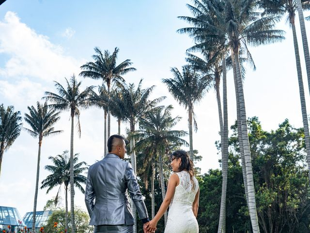 El matrimonio de Leidy y Hosman en Subachoque, Cundinamarca 10