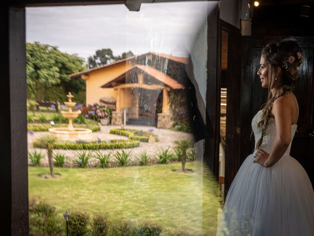 El matrimonio de Leidy y Hosman en Subachoque, Cundinamarca 15