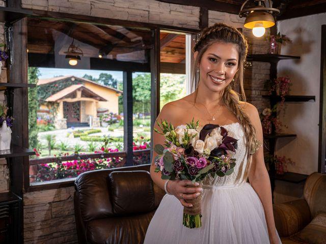 El matrimonio de Leidy y Hosman en Subachoque, Cundinamarca 16