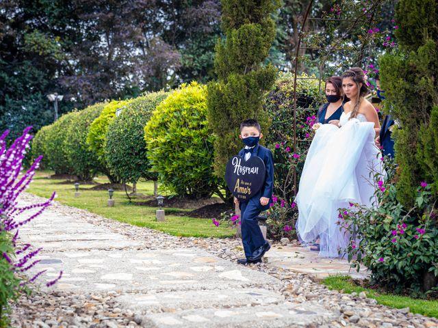 El matrimonio de Leidy y Hosman en Subachoque, Cundinamarca 19