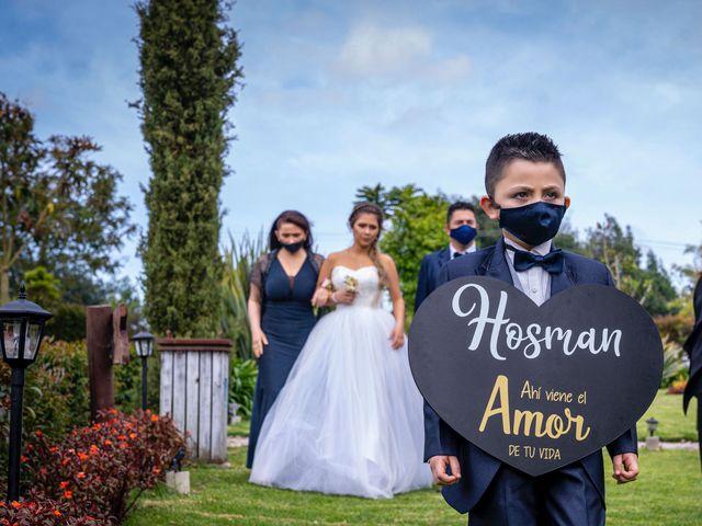 El matrimonio de Leidy y Hosman en Subachoque, Cundinamarca 20