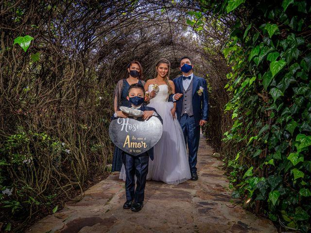El matrimonio de Leidy y Hosman en Subachoque, Cundinamarca 21
