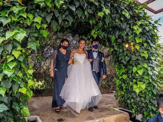 El matrimonio de Leidy y Hosman en Subachoque, Cundinamarca 22