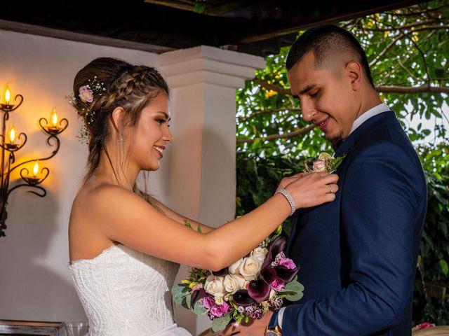 El matrimonio de Leidy y Hosman en Subachoque, Cundinamarca 23