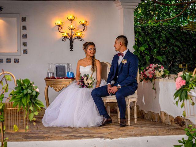 El matrimonio de Leidy y Hosman en Subachoque, Cundinamarca 25