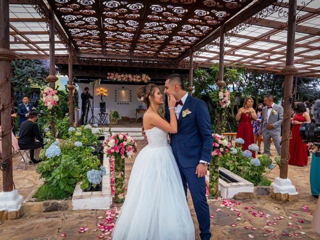 El matrimonio de Leidy y Hosman en Subachoque, Cundinamarca 28