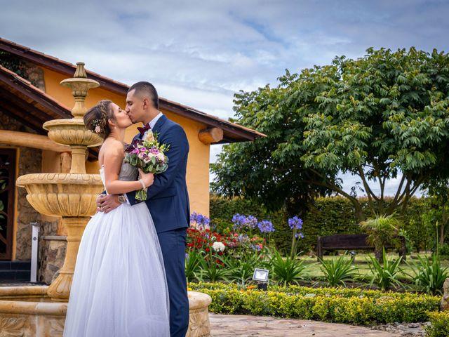 El matrimonio de Leidy y Hosman en Subachoque, Cundinamarca 29