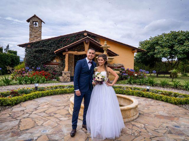El matrimonio de Leidy y Hosman en Subachoque, Cundinamarca 30