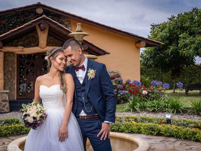 El matrimonio de Leidy y Hosman en Subachoque, Cundinamarca 31