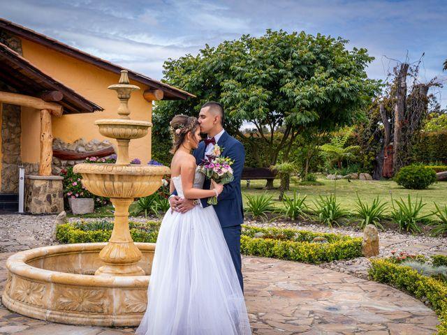 El matrimonio de Leidy y Hosman en Subachoque, Cundinamarca 32