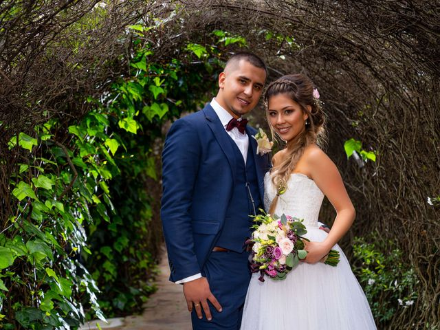 El matrimonio de Leidy y Hosman en Subachoque, Cundinamarca 35