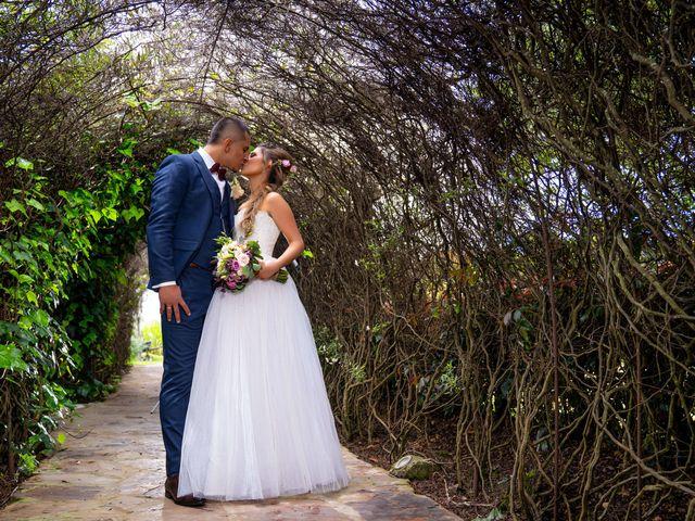 El matrimonio de Leidy y Hosman en Subachoque, Cundinamarca 36