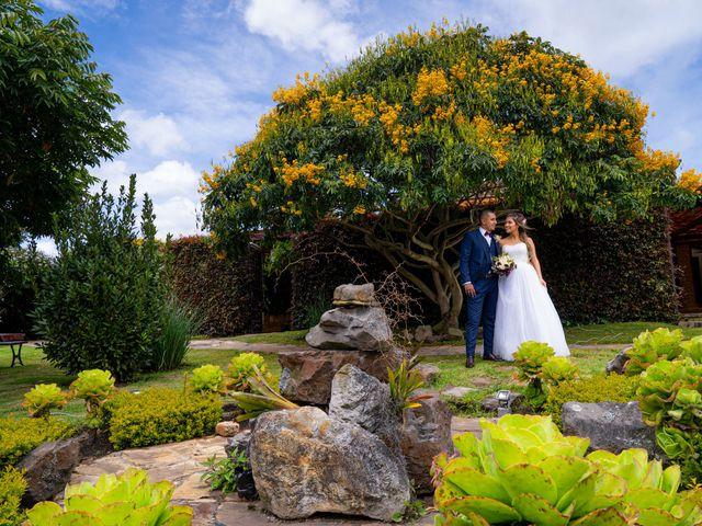 El matrimonio de Leidy y Hosman en Subachoque, Cundinamarca 37