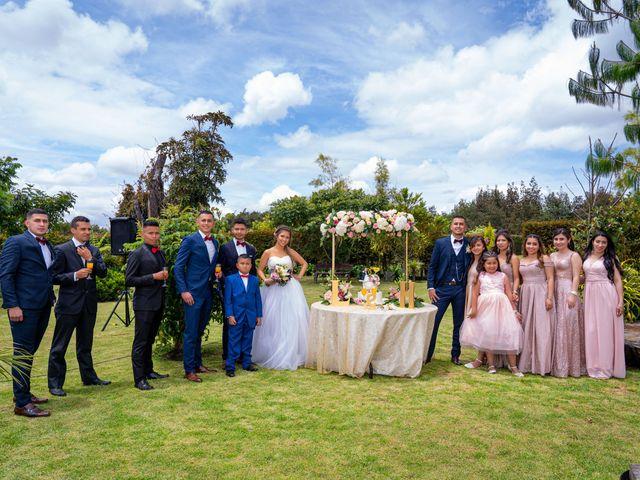 El matrimonio de Leidy y Hosman en Subachoque, Cundinamarca 40