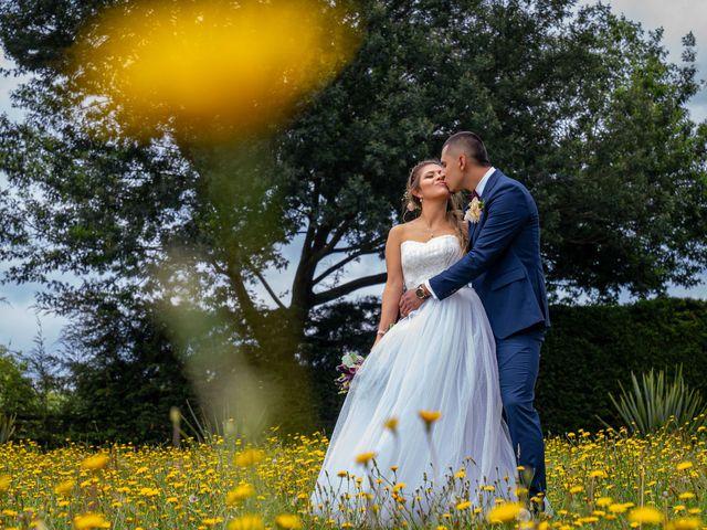 El matrimonio de Leidy y Hosman en Subachoque, Cundinamarca 43
