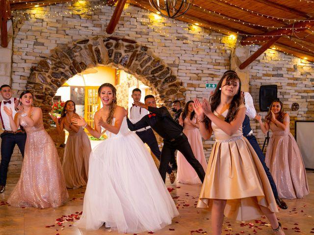 El matrimonio de Leidy y Hosman en Subachoque, Cundinamarca 47