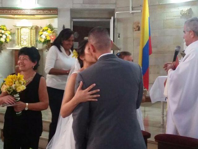 El matrimonio de Edgar y Sandra en Medellín, Antioquia 1