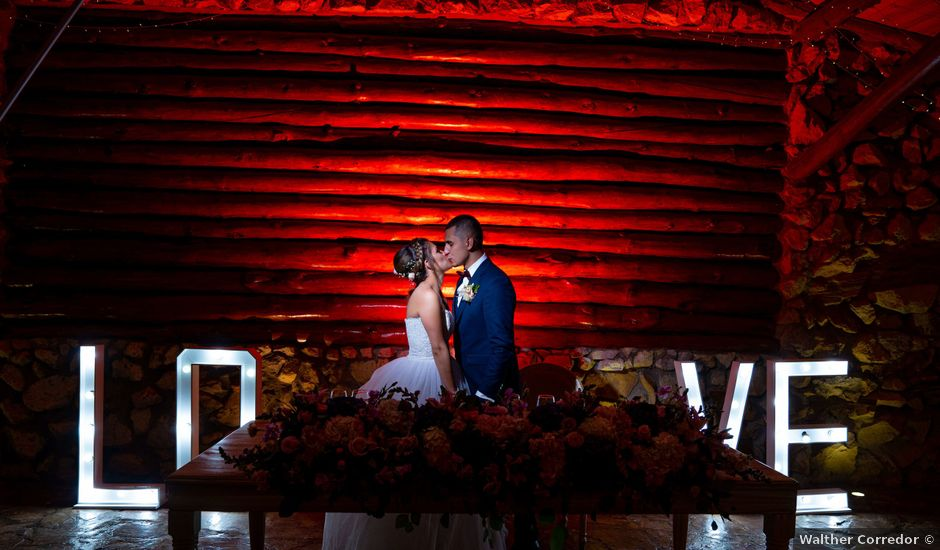 El matrimonio de Leidy y Hosman en Subachoque, Cundinamarca