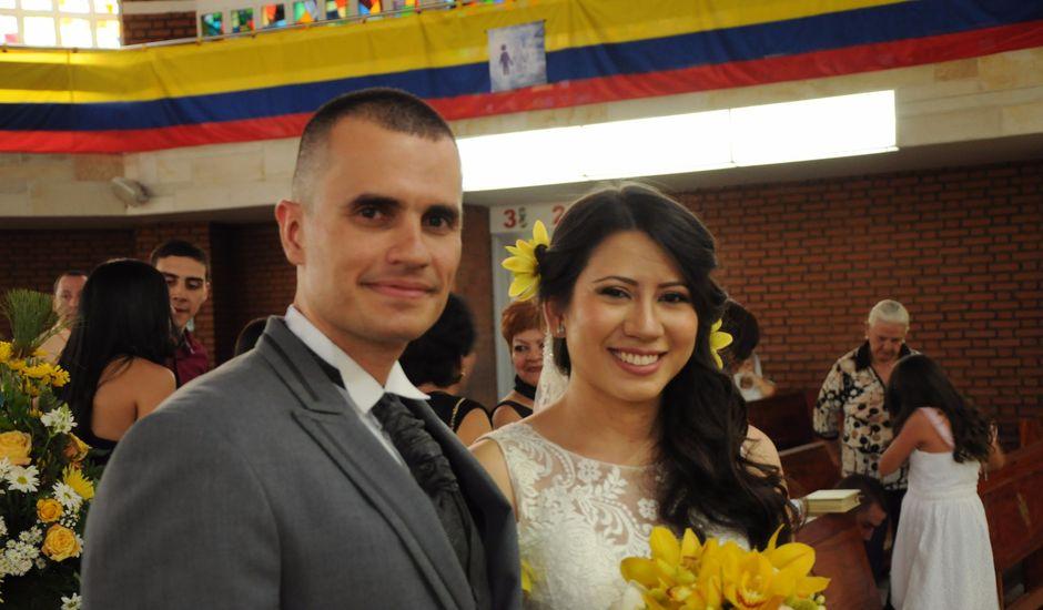 El matrimonio de Edgar y Sandra en Medellín, Antioquia