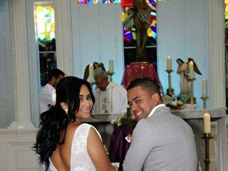 El matrimonio de Mayra Alejandra  y Eddy Santiago  1