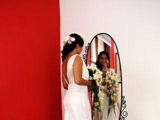 El matrimonio de Mayra Alejandra  y Eddy Santiago  2