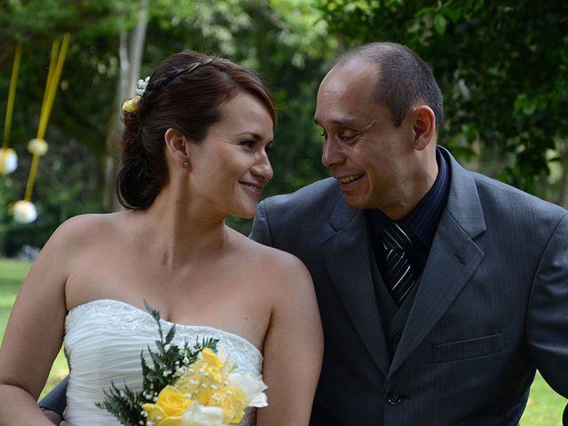 El matrimonio de Yurany y Marino