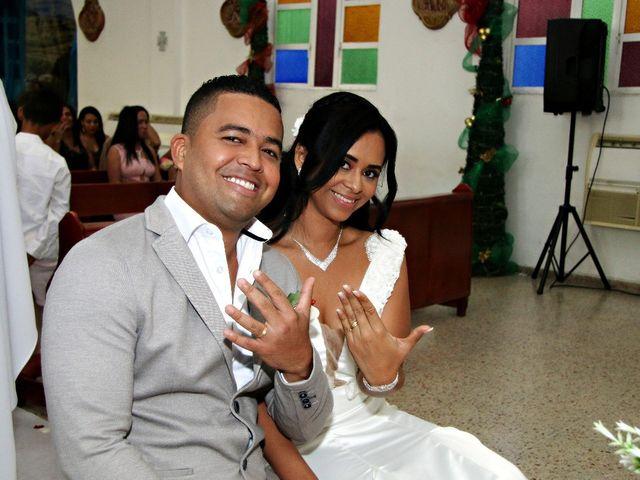 El matrimonio de Mayra Alejandra  y Eddy Santiago