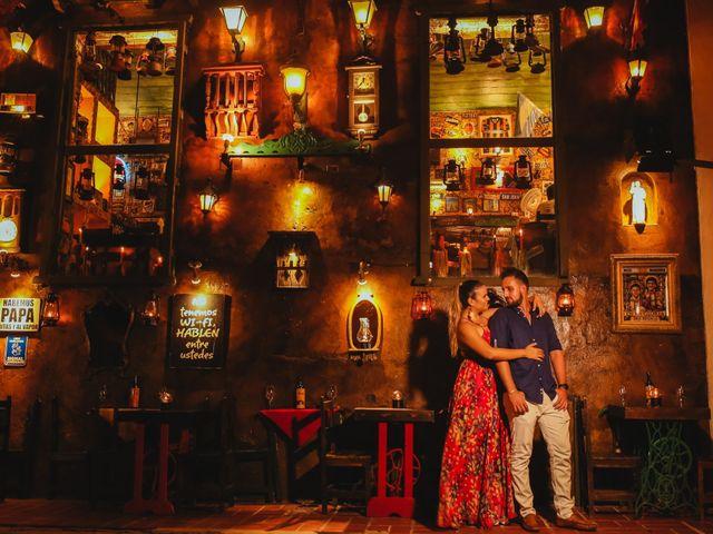 El matrimonio de Juan y Laura en Cartagena, Bolívar 5