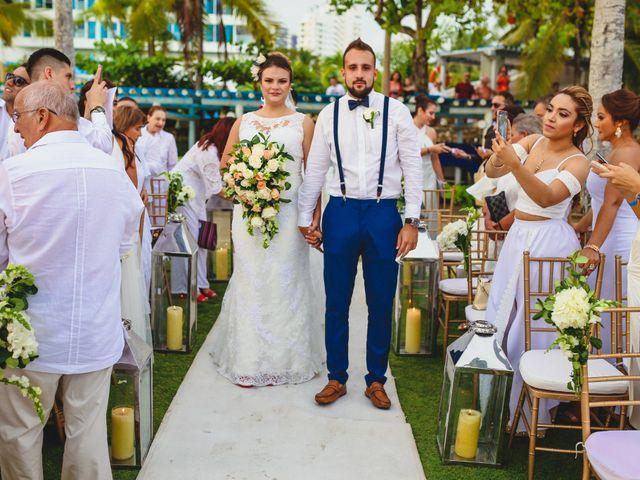 El matrimonio de Juan y Laura en Cartagena, Bolívar 9
