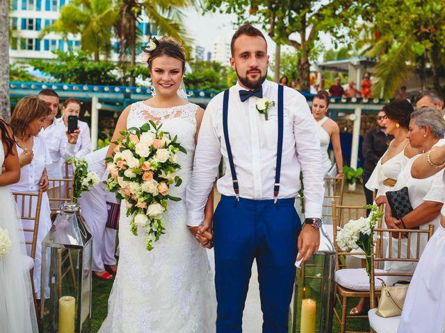 El matrimonio de Juan y Laura en Cartagena, Bolívar 25
