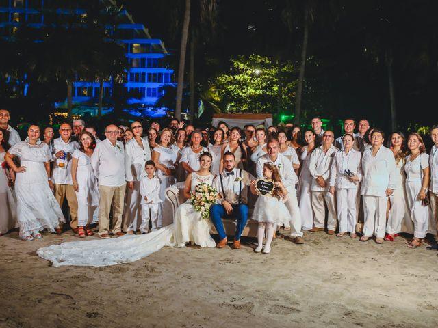 El matrimonio de Juan y Laura en Cartagena, Bolívar 26