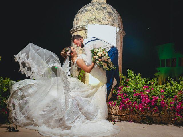 El matrimonio de Laura y Juan