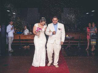 El matrimonio de Vanessa y Pablo 1