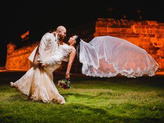 El matrimonio de Diana y Jair 1